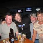 Steve, Brian, John and Me